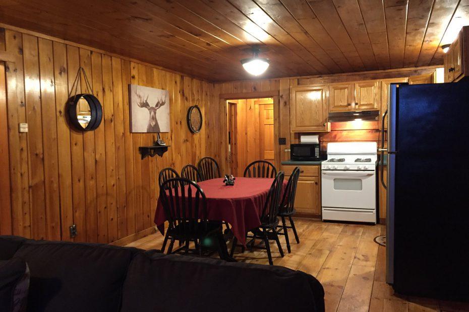 B kitchen living